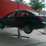 usaha cuci mobil salju hidrolik peralatan