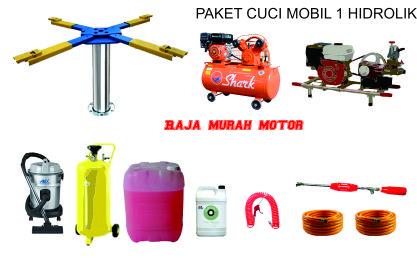 bisnis cuci mobil dan motor usaha steam jual alat