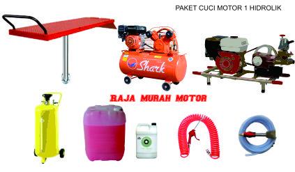 waralaba cuci motor hidrolik salju peluang usaha bisnis