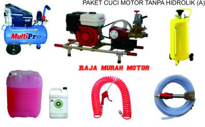 usaha cuci motor peluang bisnis sepeda salju hidrolik
