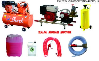 bisnis cuci motor hidrolik salju peluang alat peralatan
