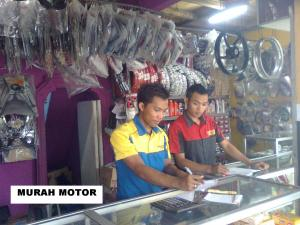 usaha bengkel one stop service / shopping