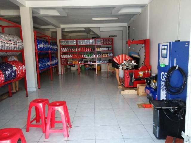 Bisnis Ban Sepeda Motor Grosir Distributor