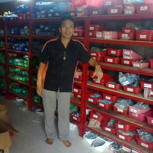 Distributor Grosir Mur Baut Motor Termurah