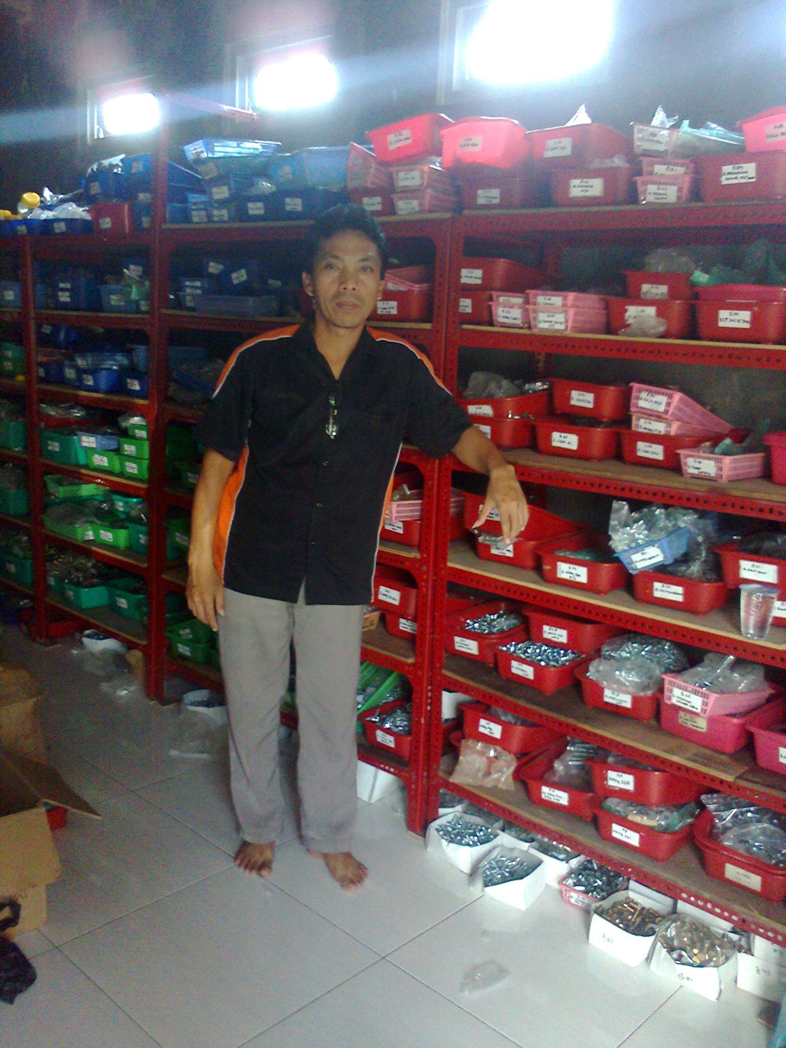 Distributor Grosir Mur Baut Motor Termurah Raja Murah